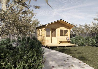 Amery 4×3 Cabin
