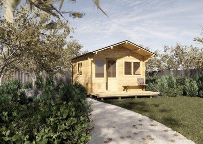 Prevelly 4×5 Cabin