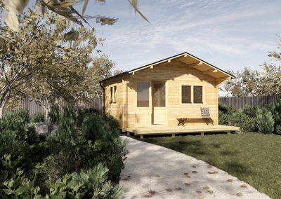 Beverley 5×4 Cabin