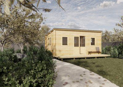 Barker 6×4 Cabin