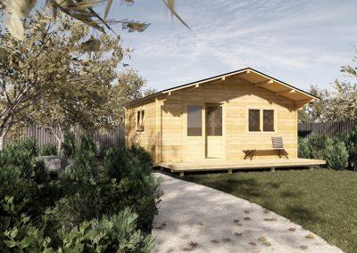 Lynwood 6×5 Cabin