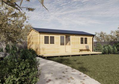 Napier 8×5 Cabin